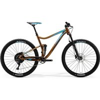 Merida One-Twenty 9.600 29er Mountain Bike 2018 - Trail Full Suspension MTB