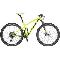 Scott Spark RC 900 Comp 29er Mountain Bike 2019 - XC Full Suspension MTB