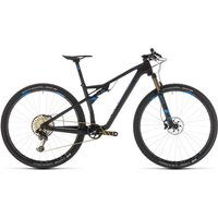 Cube Ams 100 C:68 SLT 29er Mountain Bike 2019 - XC Full Suspension MTB
