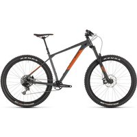 "Cube Reaction TM Pro 27.5"" Mountain Bike 2019 - Hardtail MTB"