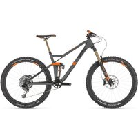 "Cube Stereo 140 HPC TM 27.5"" Mountain Bike 2019 - Trail Full Suspension MTB"