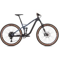 NS Bikes Snabb 130 Plus 1 29er Mountain Bike 2019 - Trail Full Suspension MTB