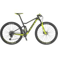 Scott Spark RC 900 World Cup 29er  Mountain Bike 2019 - XC Full Suspension MTB