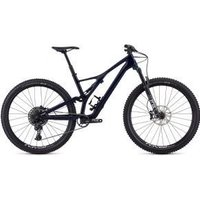 Specialized Stumpjumper St Comp Carbon 29er 12 Speed Mountain Bike  2019 Small - Gloss Blue Tint Carbon/White