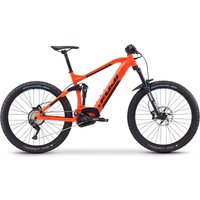 Fuji Blackhill Evo LT 27.5+ 1.5 Intl E-Bike (2019)   Electric Mountain Bikes