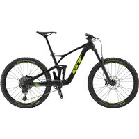 "GT Force Carbon Expert 27.5"" Mountain Bike 2019 - Enduro Full Suspension MTB"