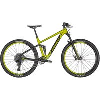 "Bergamont Contrail 5 29"" Mountain Bike 2020 - Trail Full Suspension MTB"