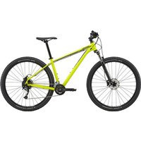 Cannondale Trail 6 Ltd Mountain Bike 2020 - Hardtail MTB