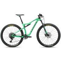 "Orbea Oiz M20 TR 29"" Mountain Bike 2020 - Trail Full Suspension MTB"