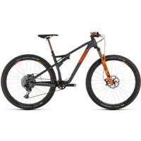 "Cube AMS 100 C:68 TM 29"" Mountain Bike 2020 - Trail Full Suspension MTB"