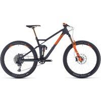 Cube Stereo 140 HPC TM 27.5 Suspension Bike (2020)   Full Suspension Mountain Bikes