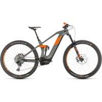 Cube Stereo Hybrid 140 HPC TM 625 29 E-Bike (2020)   Electric Mountain Bikes