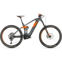 Cube Stereo Hybrid 160 HPC TM 625 27.5 E-Bike (2020)   Electric Mountain Bikes