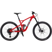 GT Force AL Elite 27.5 Bike (2020)   Full Suspension Mountain Bikes