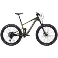 Kona Hei Hei Trail Cr/dl 27.5 Mounatin Bike  2018 S - Matt Black/ Olive