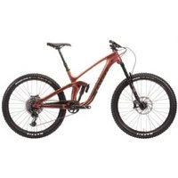 Kona Process 153 Cr/dl 650b Mountain Bike  2020 Small - Prism Rust Purple