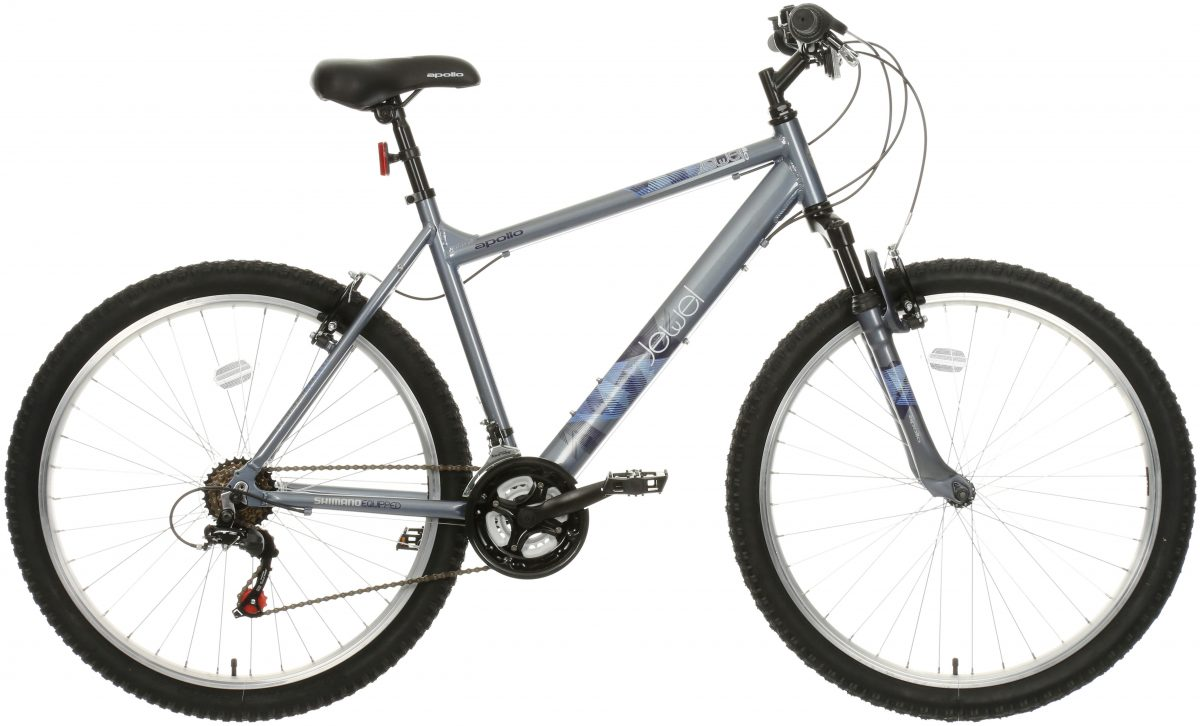 £170.00 Apollo Jewel Womens Mountain Bike – Blue – 14 Inch