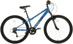 Apollo Phaze Mens Mountain Bike - Blue - 17 Inch