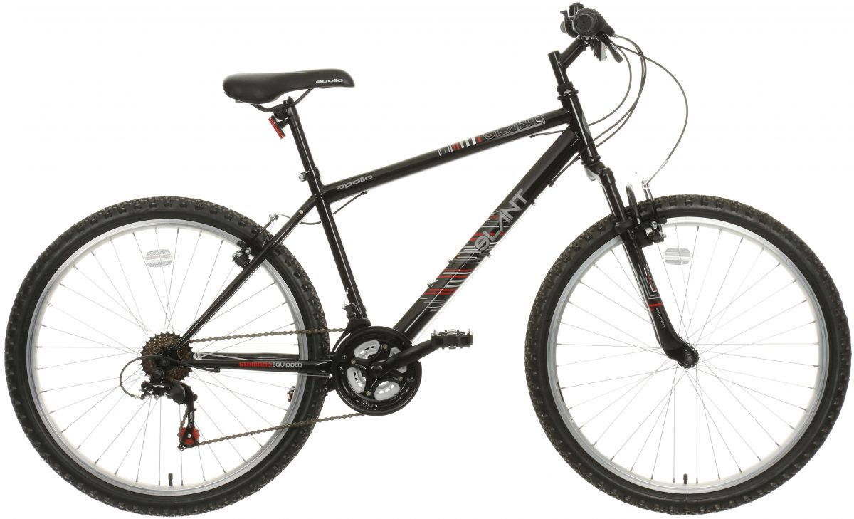 £155.00 Apollo Slant Mens Mountain Bike – 14 Inch