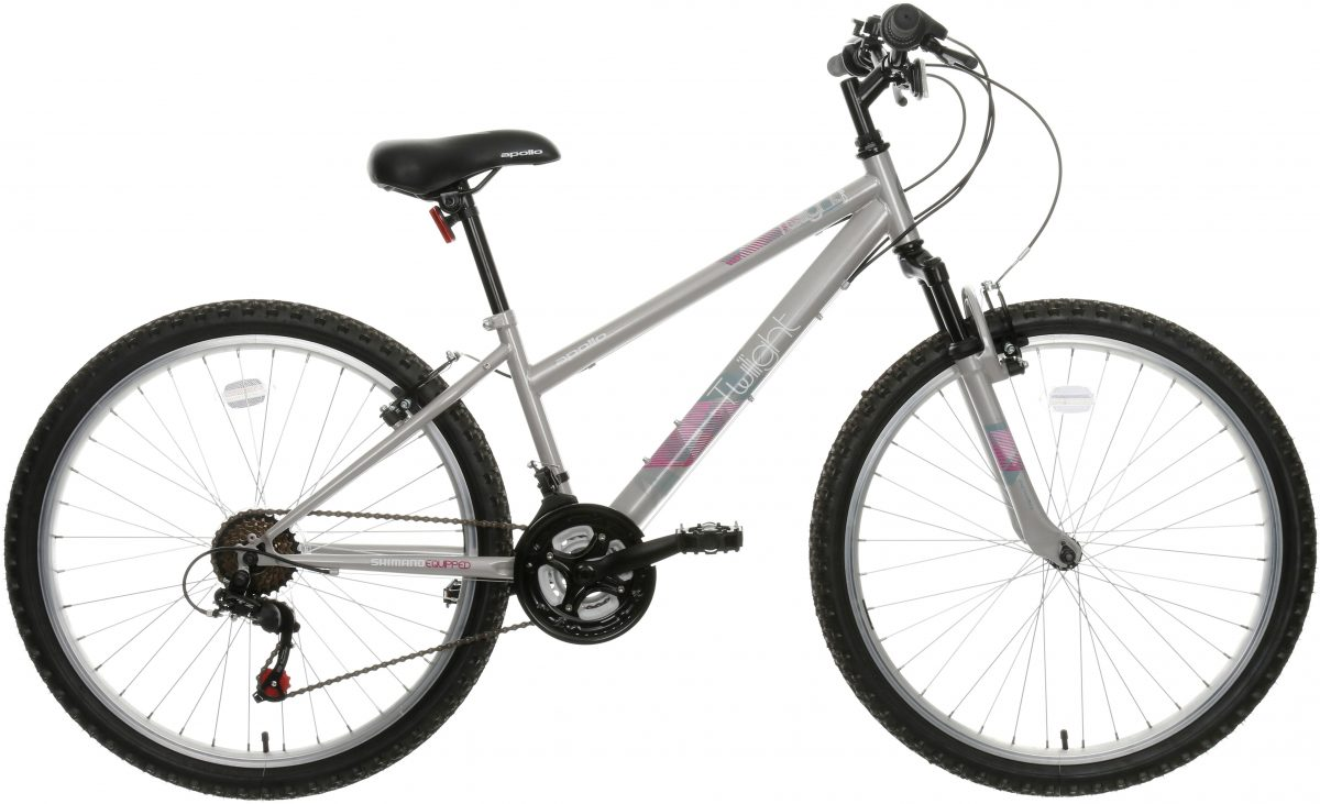 £135.00 Apollo Twilight Womens Mountain Bike – 14 Inch
