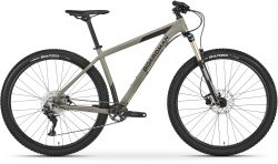 Boardman Mht 8.6 Mens Mountain Bike 2021 - Grey