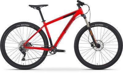 Boardman Mht 8.6 Mens Mountain Bike 2021 - Red