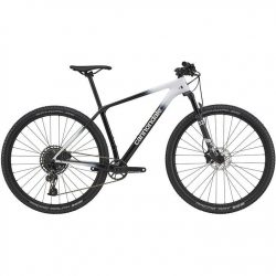 Cannondale F-Si Carbon 5 2021 Mountain Bike - White