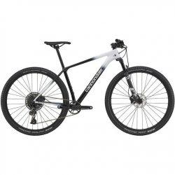 Cannondale F-Si Carbon 5 2021 Mountain Bike - White