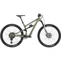 Cannondale Habit 1 2020 Mountain Bike - Green