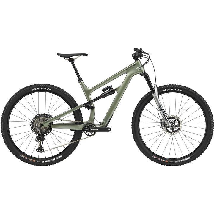 Cannondale Habit 1 2020 Mountain Bike - Green