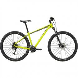 Cannondale Trail 6 Limited 2020 Mountain Bike - Yellow