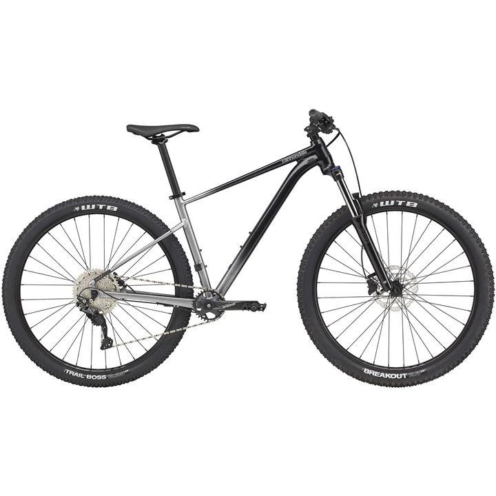 Cannondale Trail SE 4 2021 Mountain Bike - Grey 21