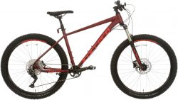 Carrera Fury Mens Mountain Bike 2020 - Red