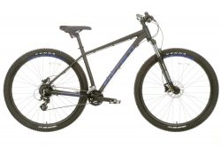 Carrera Hellcat Mens Mountain Bike 2020  - Black