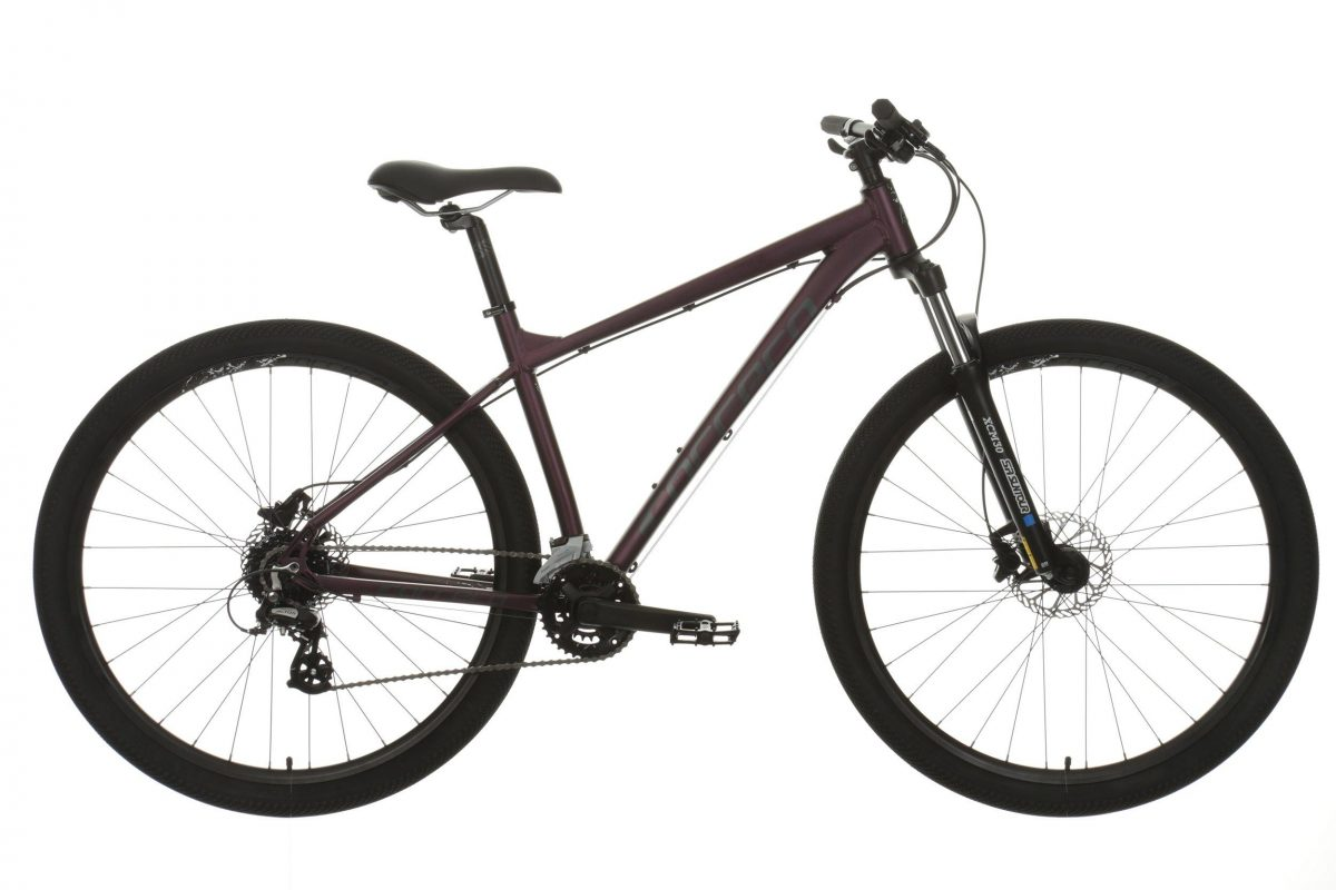 £350.00 Carrera Hellcat Womens Mountain Bike 2020 – Purple, Medium