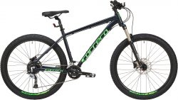 Carrera Kraken Mens Mountain Bike 2020 - Dark Blue