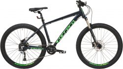 Carrera Kraken Mens Mountain Bike 2020 - Dark Blue