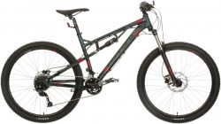 Carrera Titan Mens Full Suspension Mountain Bike - S