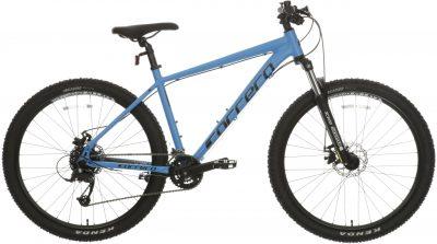 Carrera Valour Disc Mens Mountain Bike 2020 - Blue - X Large