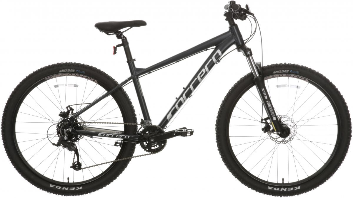 £310.00 Carrera Valour Disc Womens Mountain Bike 2020 – Silver – Medium
