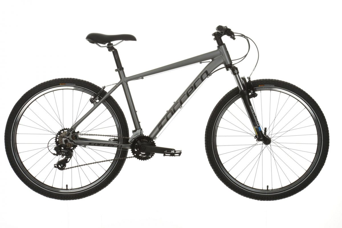 £275.00 Carrera Valour Mens Mountain Bike 2020 – Grey, Large