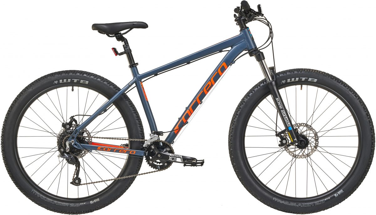 £400.00 Carrera Vendetta Mens Mountain Bike 2020 – Grey, Small