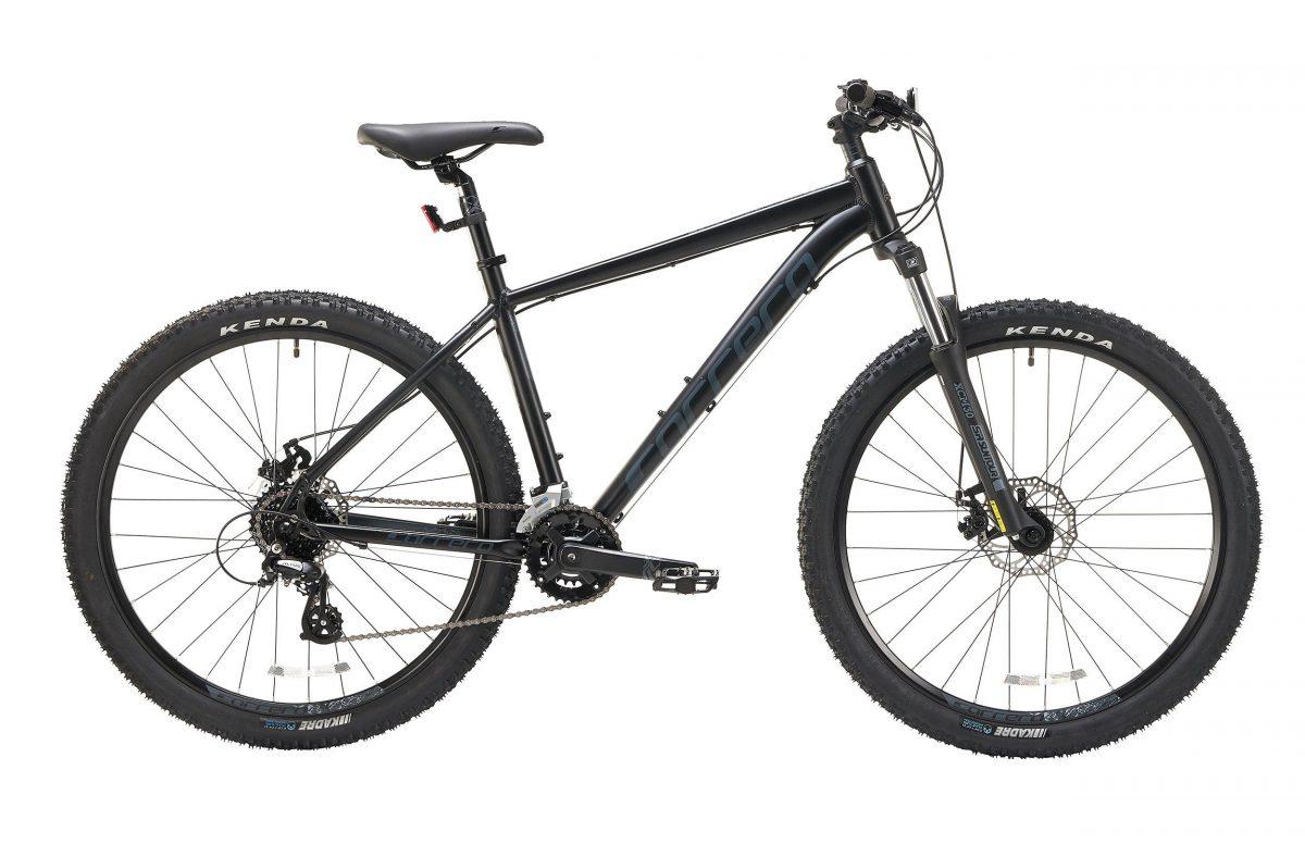 £350.00 Carrera Vengeance Mens Mountain Bike – Black, X Small