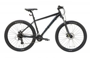 Carrera Vengeance Mens Mountain Bike - Black