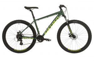 Carrera Vengeance Mens Mountain Bike - Green