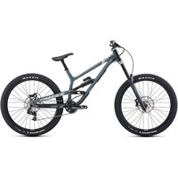 Commencal Furious Ride Full Suspension Bike 2020 - Nardo Grey - XL