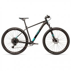 Cube Analog 2021 Mountain Bike - Black