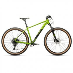 Cube Analog 2021 Mountain Bike - Green