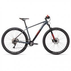 Cube Attention 2021 Mountain Bike - Grey MY21