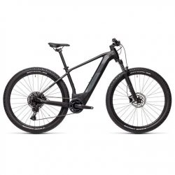 Cube Reaction Pro 500 2021 Electric Mountain Bike - Black